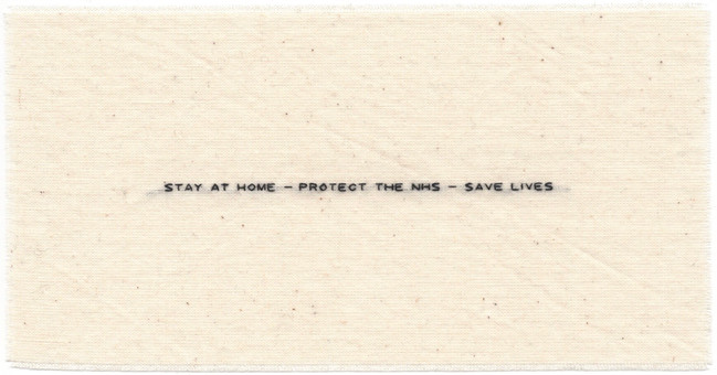 1. Stay at Home - Protect the NHS - Save