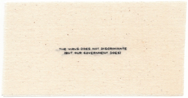 16. The Virus Does Not Discriminate (But