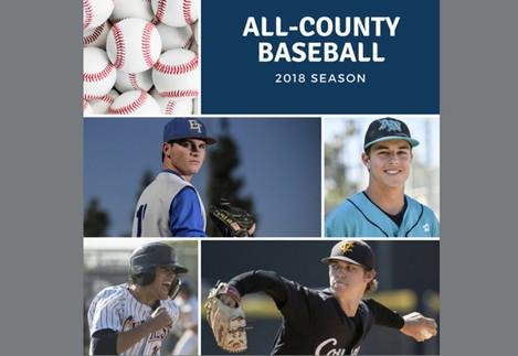 2018 OC Register All-County Baseball Teams
