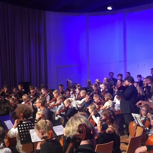 2. Jahreskonzert der Akademie Hamburg