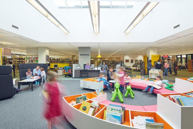 Kinderbibliothek Stadtteil Rheydt