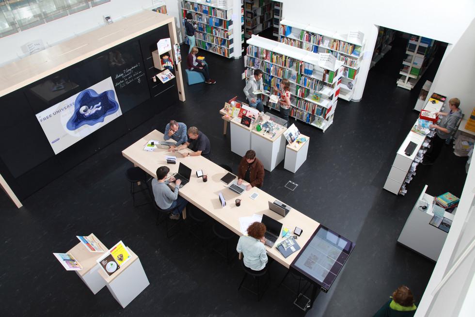 Bibliothek der PH Bern