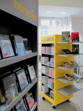 Jugendbibliothek Minden