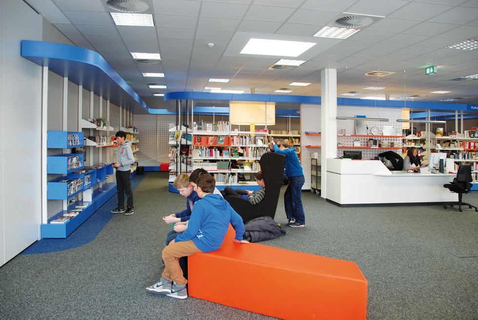 Schulbibliothek Vorsfelde