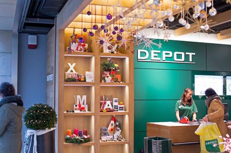 Depot Flagshipstore Essen