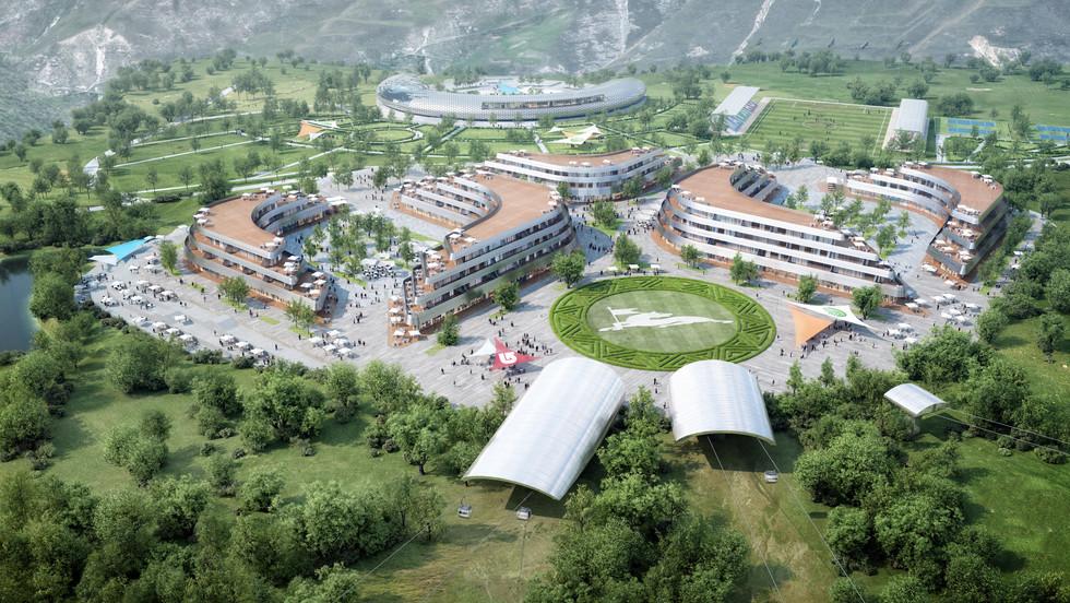 Matlas Mountain Resort