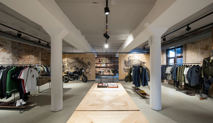 Herrenschatz Showroom