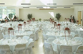 Wedding reception venue Los Altos CA