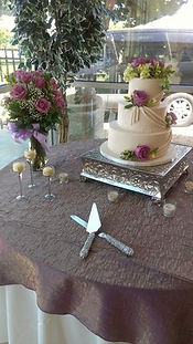 Wedding cakes Los Altos CA