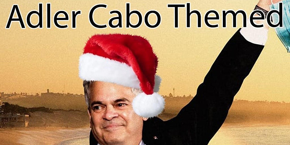 Christmas Party (Adler Cabo Themed)