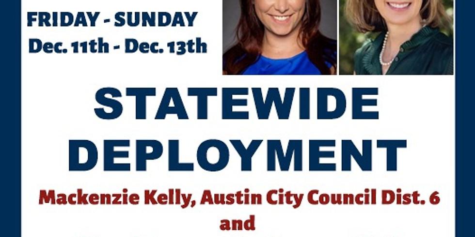 TYRF Austin City Council Deployment
