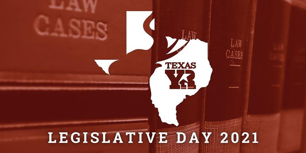First TYRF Legislative Advocacy Day 2021