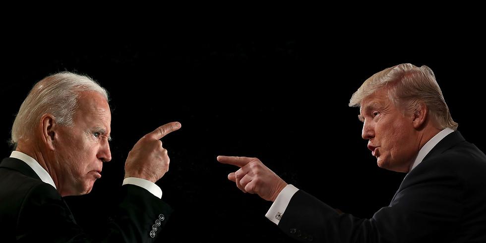 Presidential Debate Watch Party #2
