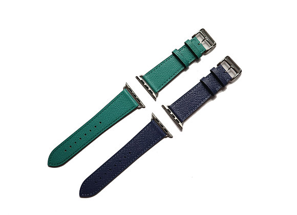 Apple Watch Girth Buckle Leather Strap (BT)