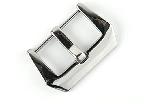 Pre-V Buckle in Polished Finish
