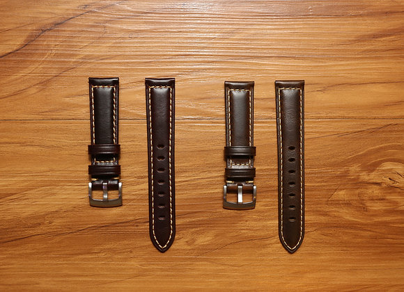 Vintage Oxford Leather Strap