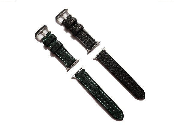 Apple Watch Shrink Leather Watch Strap