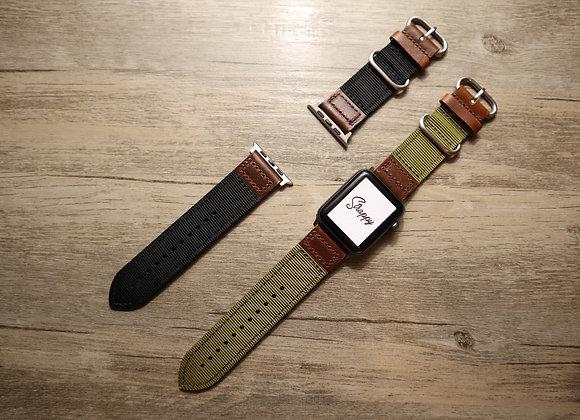 Apple Watch Military Nylon Strap