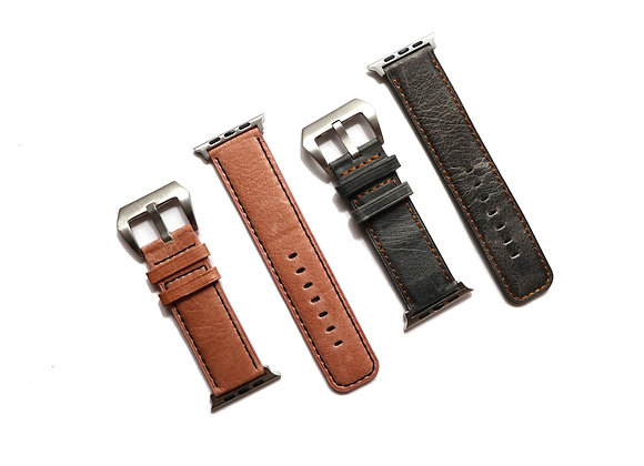 Premium Leather for Apple Watch