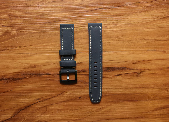 Simple Stitching Leather Strap