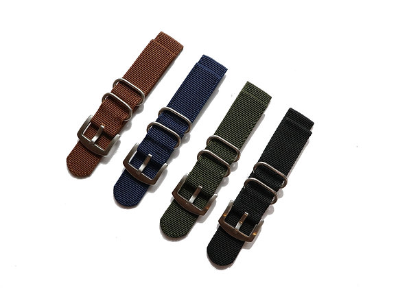 Two Piece Zulu Strap