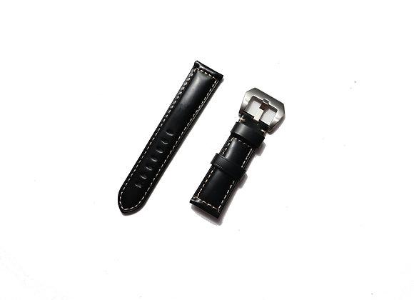 Black Patent Leather Strap
