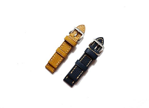 Stingray Leather Watch Strap