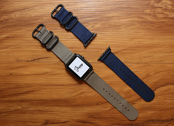 Apple Watch Two Piece NATO Strap