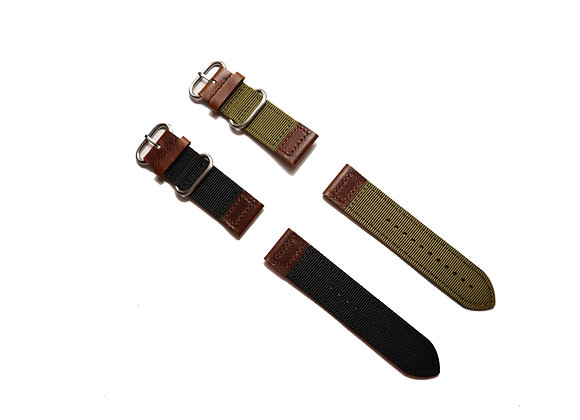 Military Nylon Watch Strap