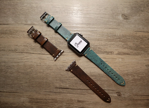 Apple Watch Handmade Vintage Strap