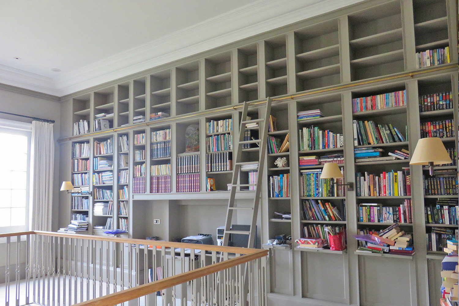 Library-8