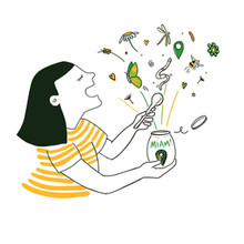 """Visuel créé dans le cadre de la mise en ligne d'un site web (Farm for Good) (voir lien ci-dessous)  """"J'ai apprécié la flexibilité, la disponibilité, l'écoute des besoins et la force de proposition, à la fois pragmatique et réaliste. Les grands bénéfices d'avoir fait appel à Judith sont le super rapport coût/bénéfice et sa grande réactivité pendant notre période de rush""""  Farm for Good"""