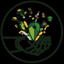 """Visuel créé dans le cadre de la mise en ligne d'un site web (Farm for Good)  """"J'ai apprécié la flexibilité, la disponibilité, l'écoute des besoins et la force de proposition, à la fois pragmatique et réaliste. Les grands bénéfices d'avoir fait appel à Judith sont le super rapport coût/bénéfice et sa grande réactivité pendant notre période de rush""""  Farm for Good"""