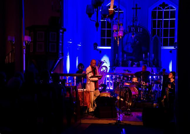 konsert i kyrkja