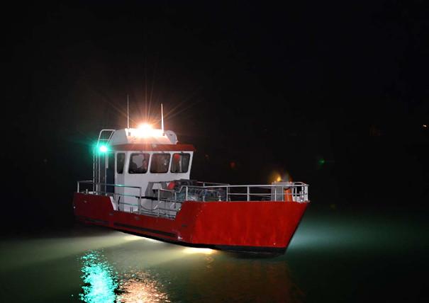 lysbåten