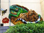 Jeff the Iguana