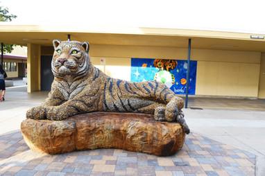 Tiger Bench