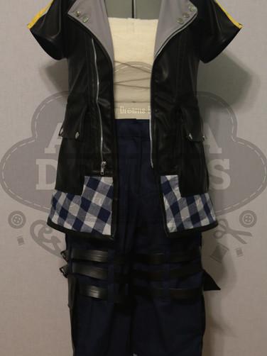 Kingdom Hearts 3 :: Riku