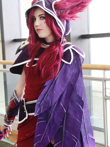 League of Legends :: Xayah