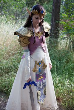 Twilight Princess Princess Zelda