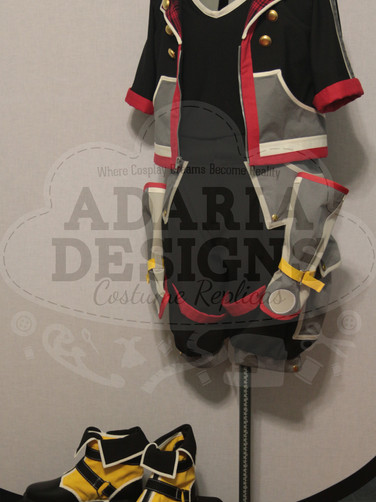 Kingdom Hearts 3 :: Sora