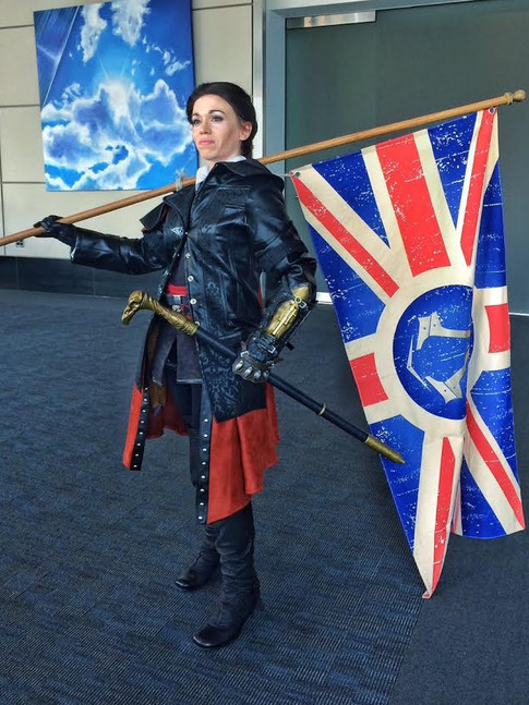 Assassin's Creed Syndicate :: Evie Frye