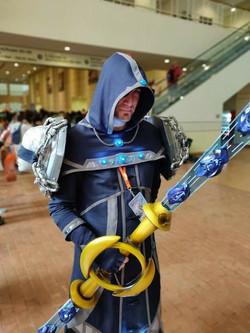 World of Warcraft Priest Regalia