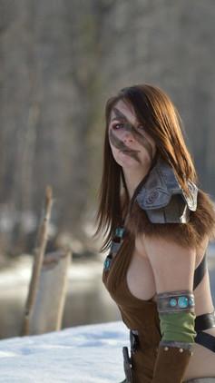 Skyrim :: Aela the Huntress