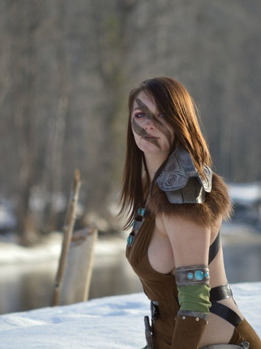 Skyrim :: Aela the Huntress