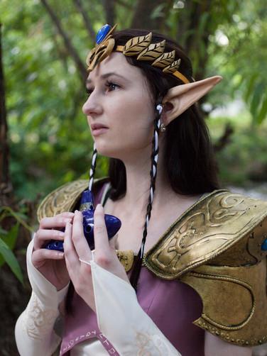 Legend of Zelda :: Zelda