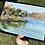 Thumbnail: Mort Park Afternoon Plein Air (FRAMED)