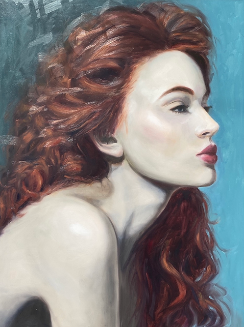 Red: Study for pale skin and red hair