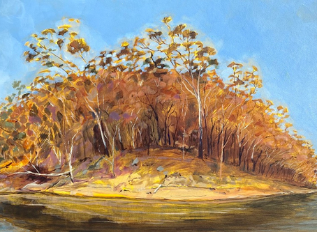 Currently showing in Moonee Valley virtual Art Show