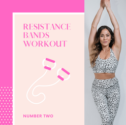 Resistance Bands Workout Two
